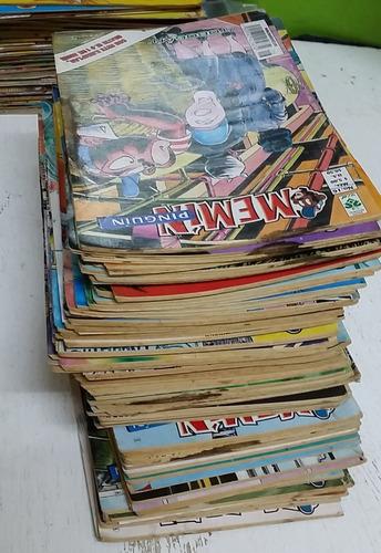 mega lote memin pinguin +200 historietas