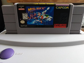 Mega Man X2 Para Super Nintendo Original Capcom