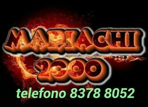 mega mariachi dos mil de gerardo madriz teléfono 8378 8052..