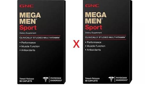 mega men 2 frascos 180 tabletas envio gratis