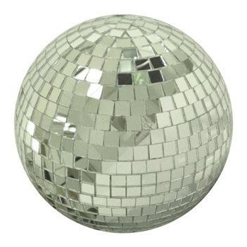 mega oferta do globo espelhado com diametro de 50cm