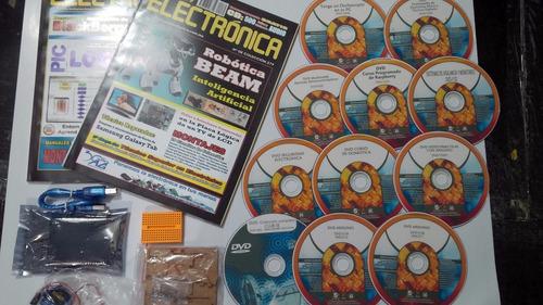 mega pack arduino + domotica + microcontroladores
