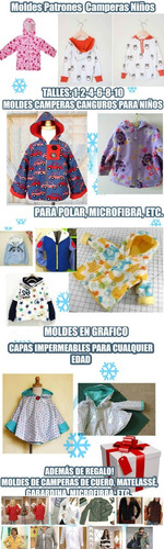 mega pack confeccion moldes patrones todo lo que existe 15