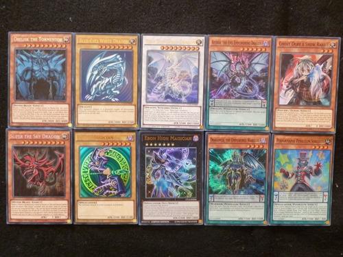 mega pack de 600 cartas(20 foils) yugioh! envio gratis