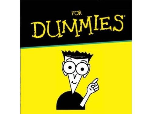 mega pack de coleccion para dummies 70 libros digitales pdf