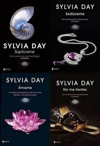 mega pack  sylvia day 24 libros pdf novela romatica erotica