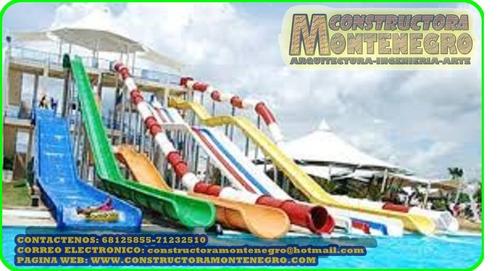 mega parques infantiles de alta calidad
