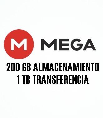 mega premium 1 tb transferencia 1 mes