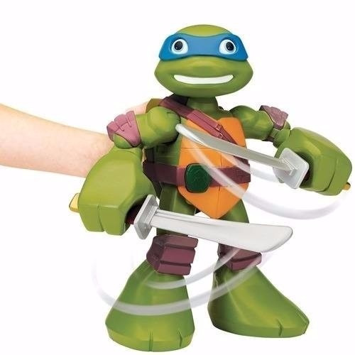 mega tortuga ninja  leonardo
