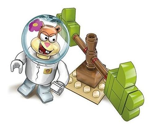 megabloks spongebob squarepants sandy wacky pack edificio pl