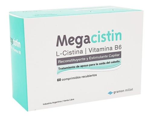 megacistin comp x 60 controla la caida del cabello