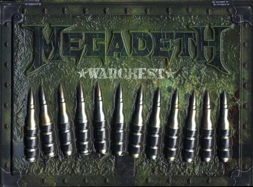 megadeth (álbunes recopilatorios)