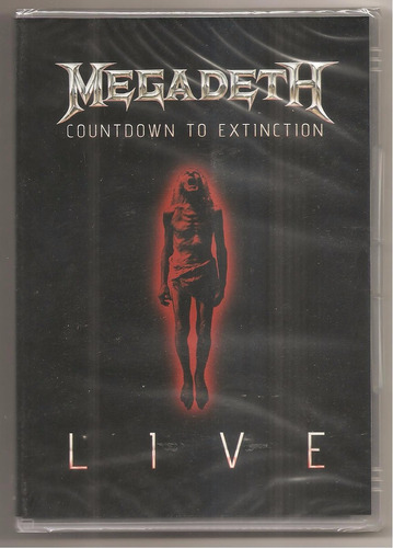 megadeth - countdown to extinction live (slayer, anthrax)