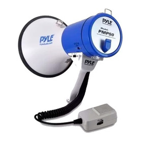 Megafone Pyle Profissional 50 Watt