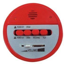 megafono a bateria recargable potente