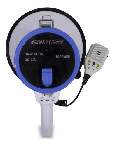 megáfono con usb technical pro 50w mph50usb con garantia