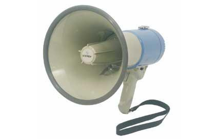 megafono mano microfono amplificador alcance 1000 metros ot8