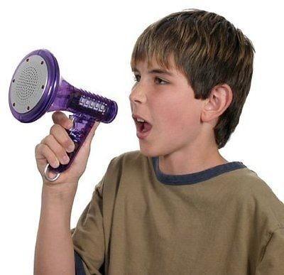 megafono microfono altavoz parlante