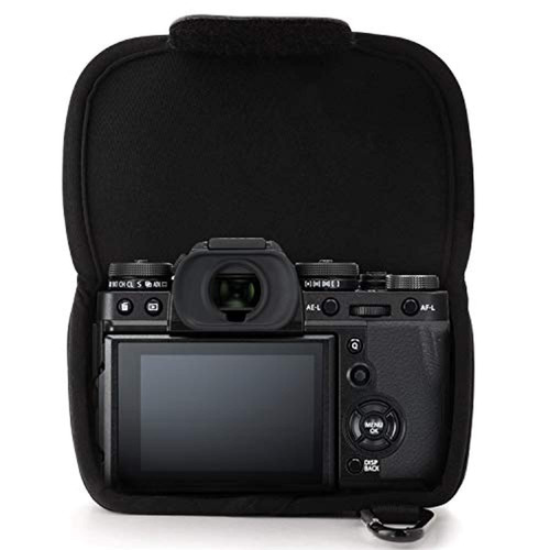 megagear fujifilm x-t2 ultra light funda