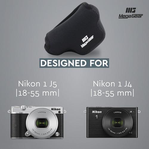 megagear '' ultra light '' bolsa de neopreno para cámara con