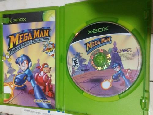 megaman collection xbox
