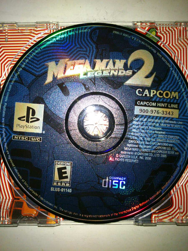 megaman legends 2 ps1