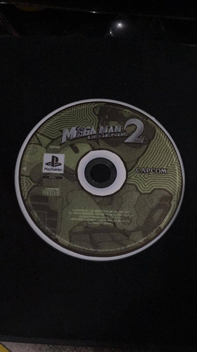 megaman legends 2 psone playstation (repro)