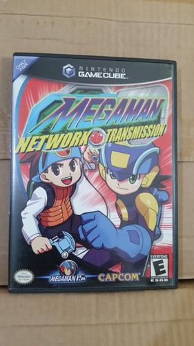 megaman network transmission nintendo gamecube