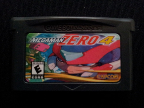 megaman zero 3 - para gba
