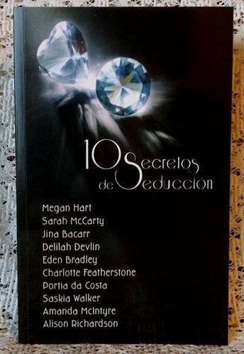 megan hart y otras - 10 secretos de seducción (papel)