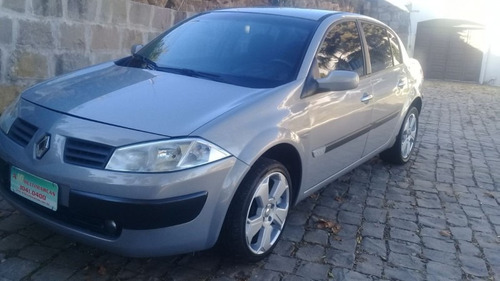 mégane 2.0 dynamique sedan 16v gasolina 4p manual
