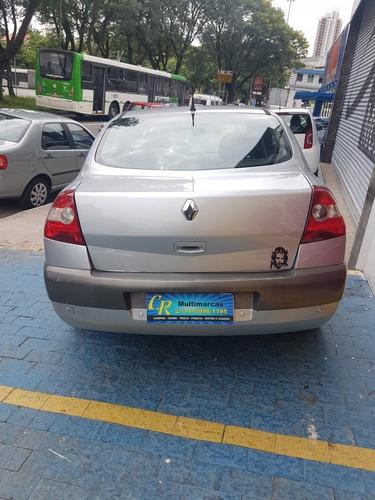 mégane dynamique 2.0 gasolina 2008