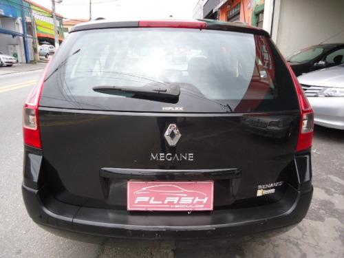 megane grand tour 1.6 2012 completo