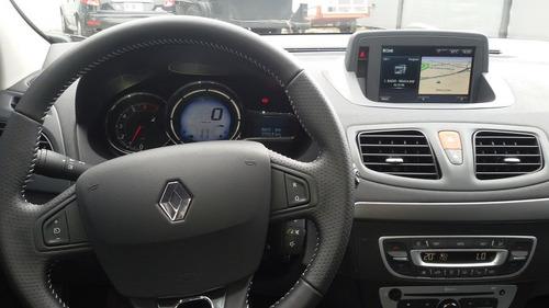 megane iii luxe 1.6 16v 2016 8500 km unico..!!