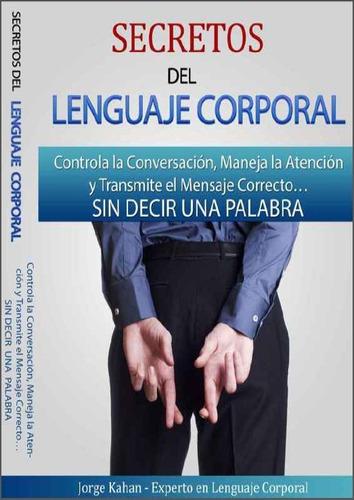 megapack 4 libros · sobre el lenguaje corporal - pdf