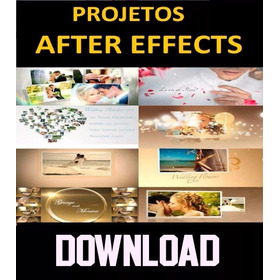 Megapack 4500 Proyectos After Effects Editables + Promo