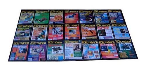 megapack colección completa de saber electrónica