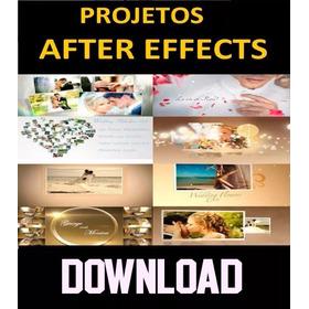 Megapack De Proyectos 7500 Adobe After Effects Editables