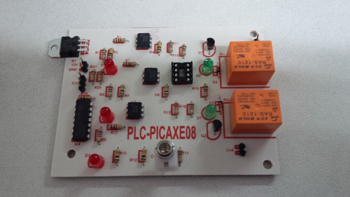 megapack electrónica industrial, robótica y seguridad