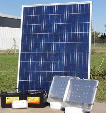megapack energias renovables con kit solar 3 en 1