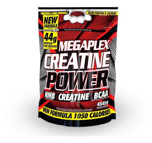 megaplex creatine power 10lb + envio gratis