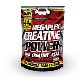 Megaplex Creatine Power Nueva Formula X 10 Lb + Envió Gratis