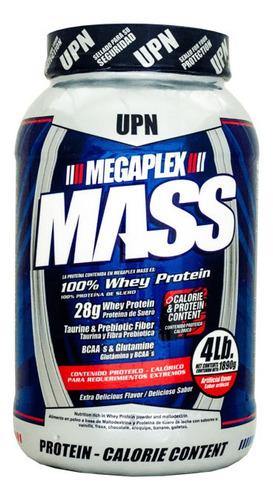 megaplex mass x 4 libras + envío - unidad a $80000