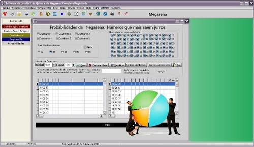 megasena completa -software de loterias,licença anual