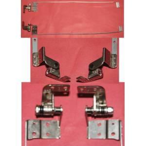 megatron c542 c643 - dobradiça lado esquerdo 6-33-m76s1-02x