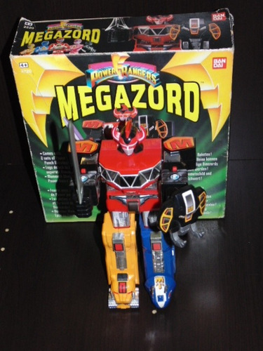 megazord powers rangers