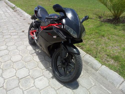 megelli 250r negra