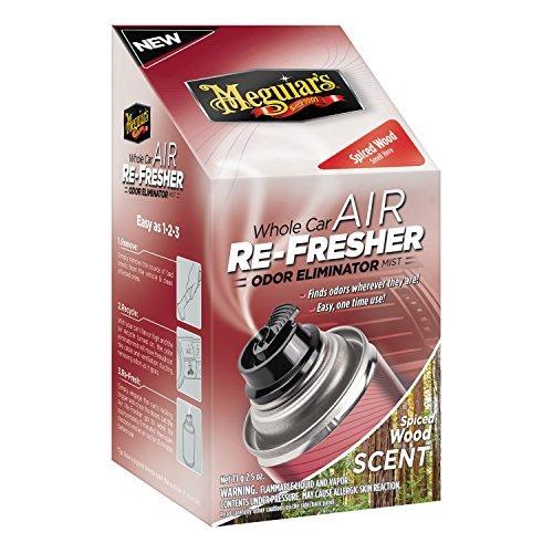 meguiar's g19702 todo el aire del coche air refresher odor