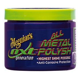 Meguiars Nxt All Metal Polysh Abrillantador Metales-jensen