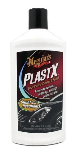 meguiars plastx limpiador abrillantador plasticos g12310 meg